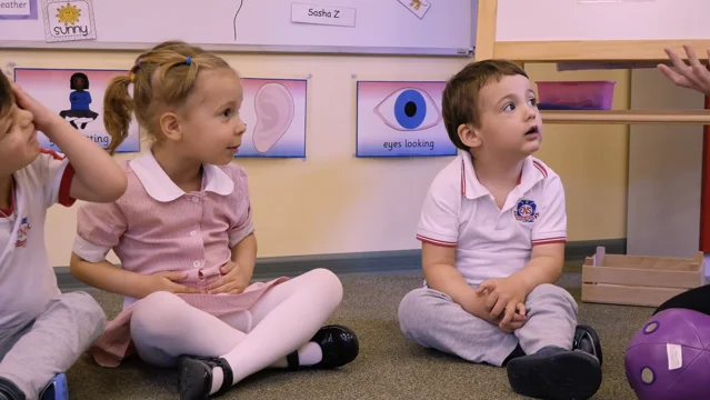 EYFS early years curriculum (age 3-5)