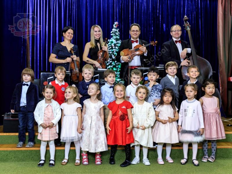 Мир музыки и волшебства: сказка-феерия «Щелкунчик» в филиалах ENS!