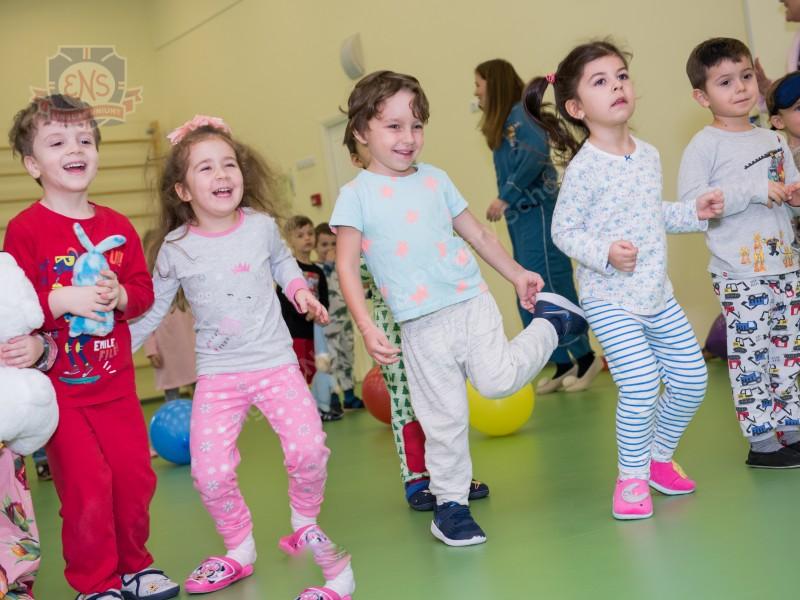 Pyjama Party в филиале ENS Новохорошевский!