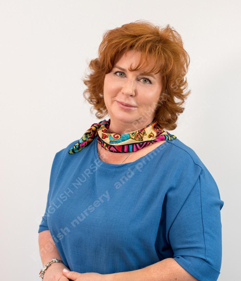 Svetlana Arenkova