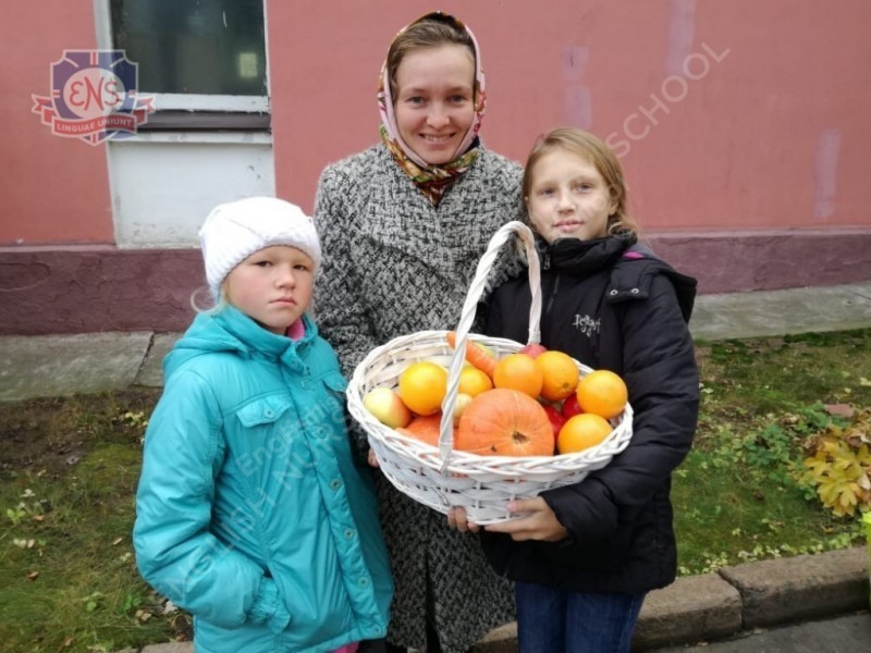 Праздник Урожая собрал 370 кг продуктов для нуждающихся семей
