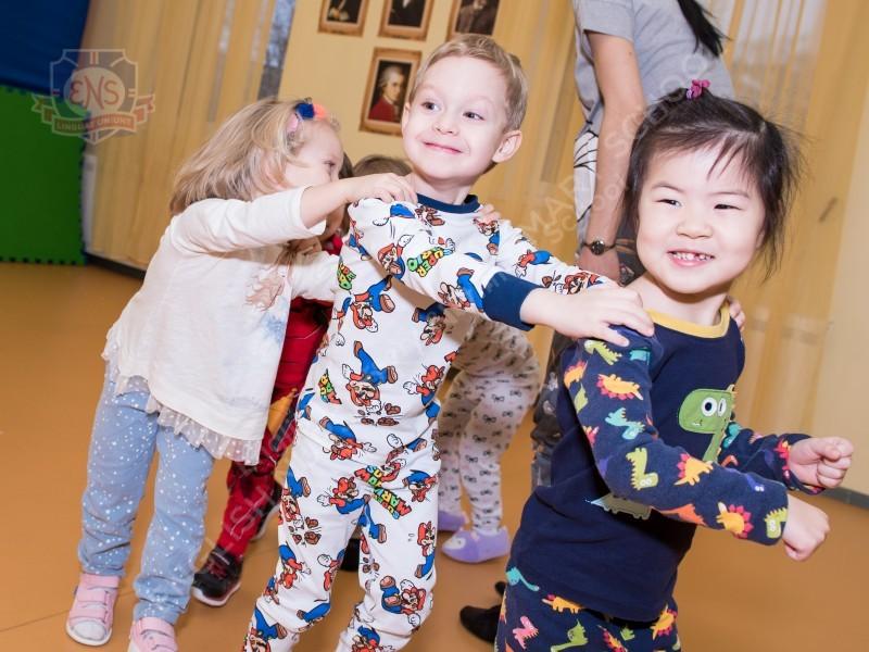 Pyjama Party в ENS Карамышевская!