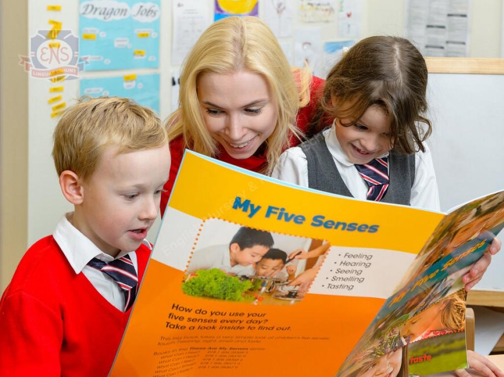 Изучение английского языка для детей