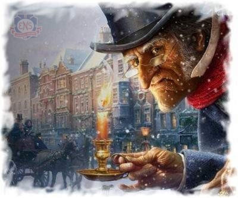 """Лекция """"Рождественская проза Чарльза Диккенса"""""""