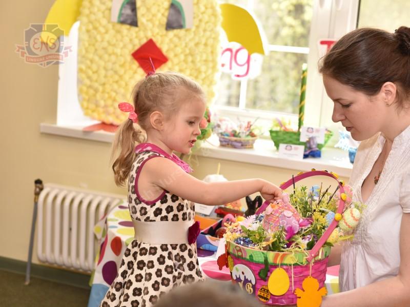 Easter Party в филиале ENS Новохорошевский!