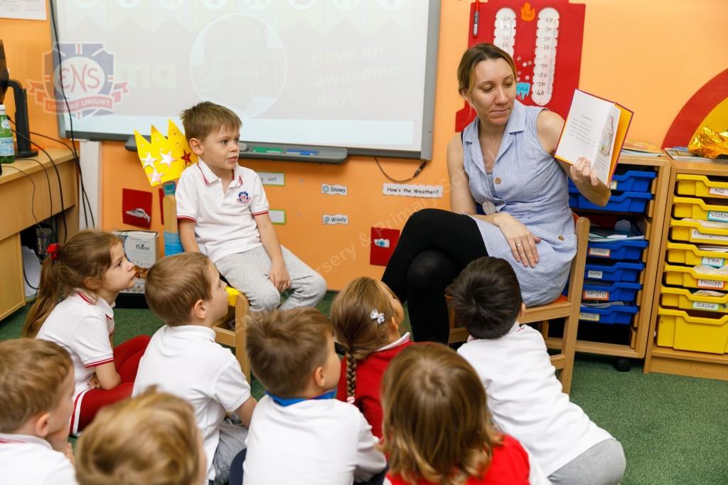 Как организовать англоязычную среду для ребенка
