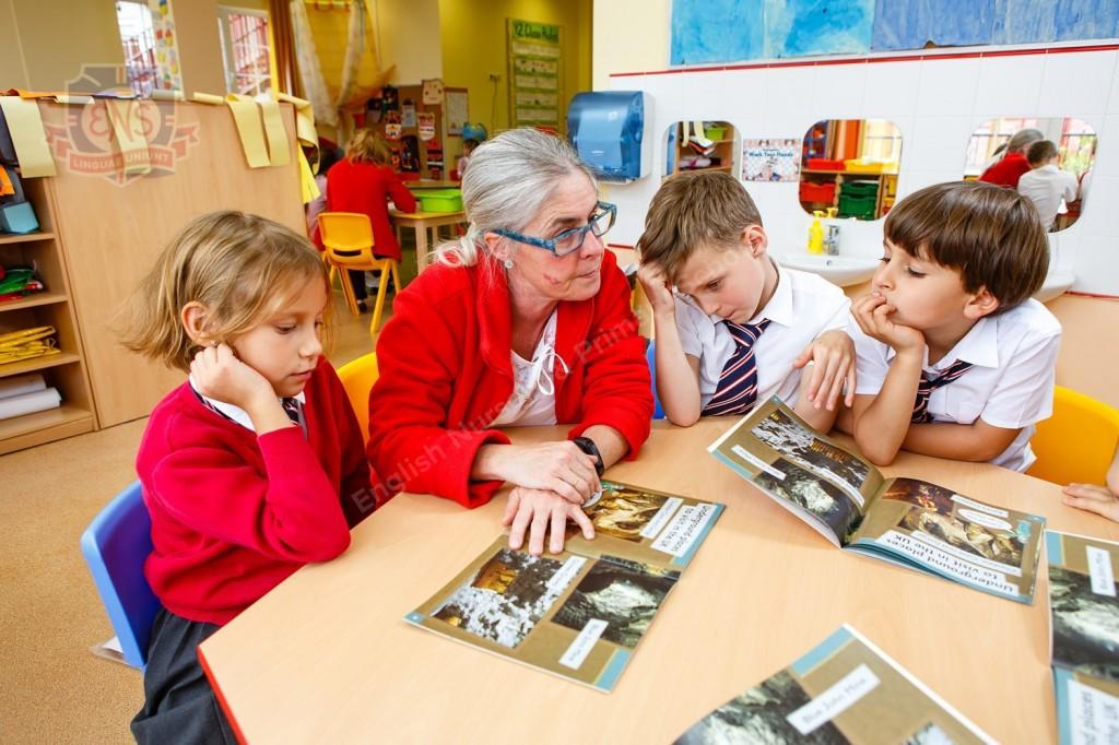 Что лучше: курсы языка или языковой детсад