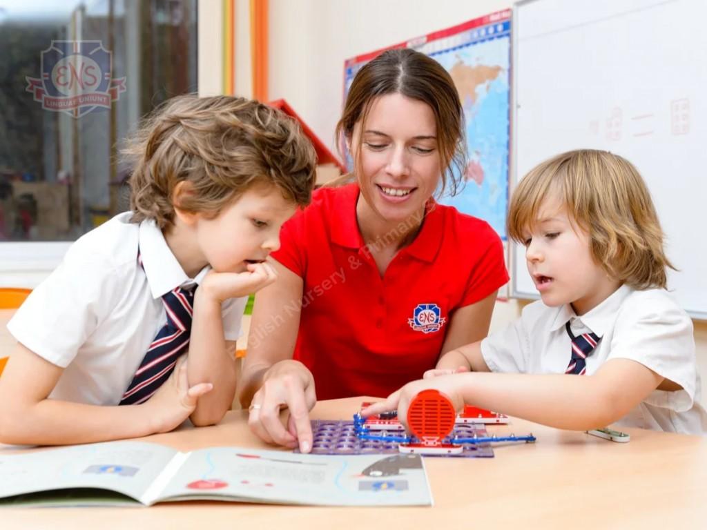 Английский язык для дошкольников с 4х лет