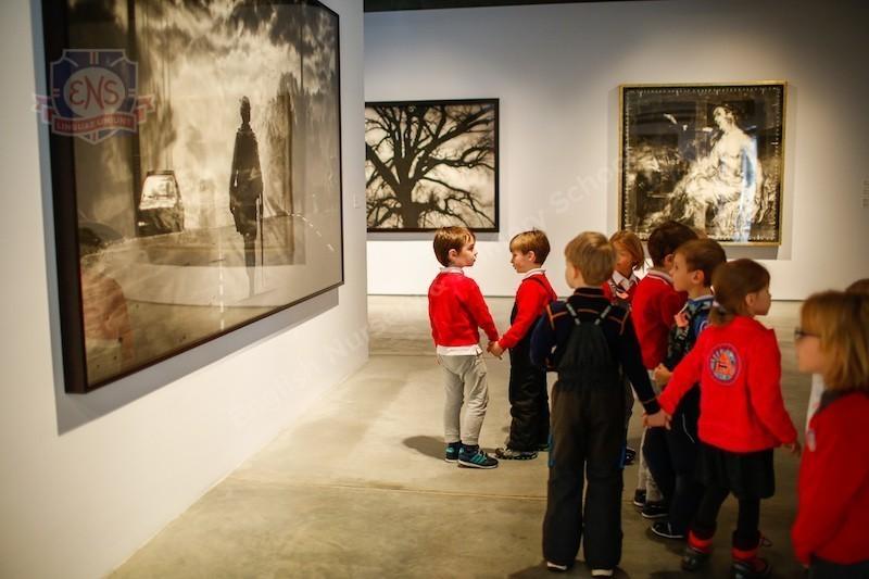 """Посещение музея современного искусства """"Гараж"""""""