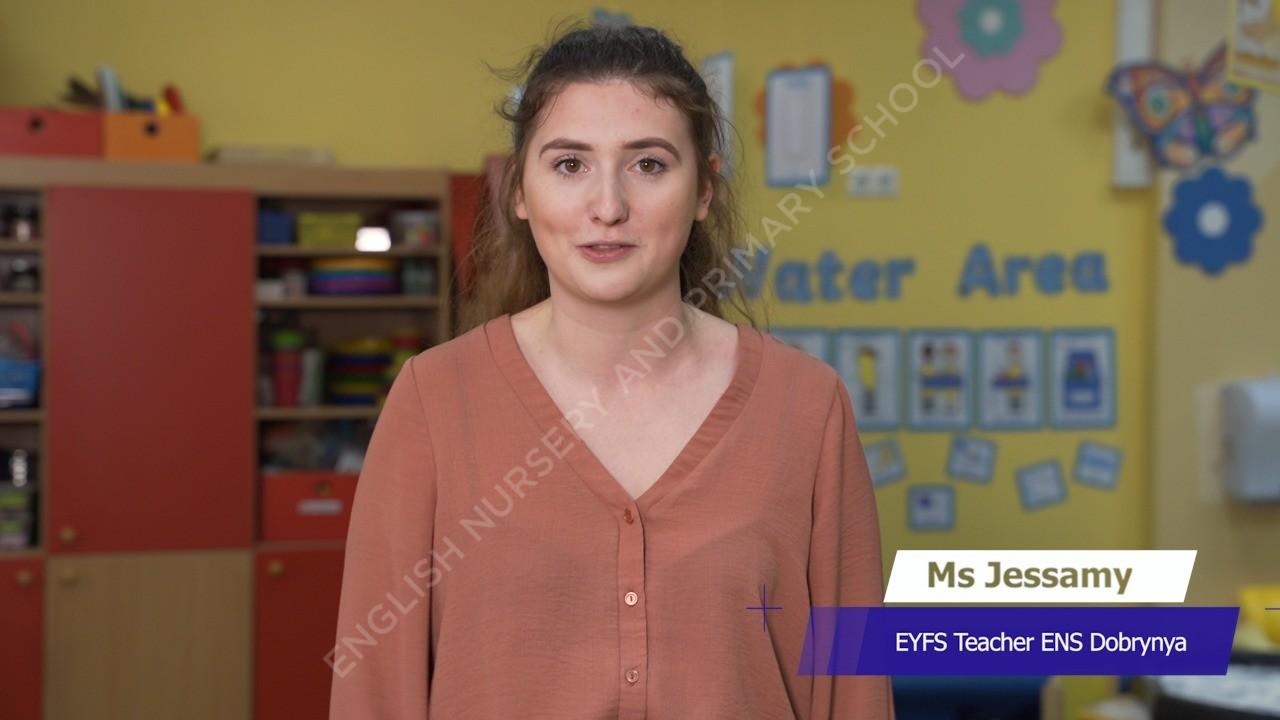 Welcome Miss Jessamy