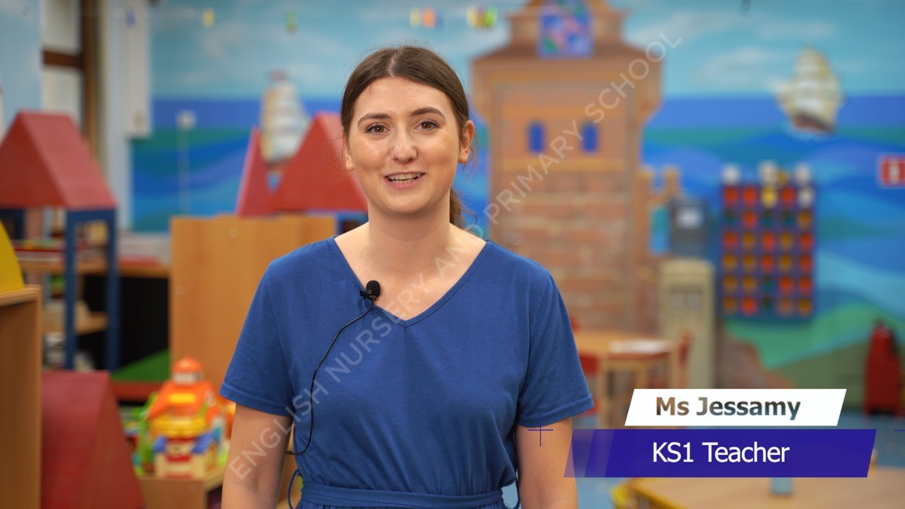 Meet Miss Jessamy — KS1 Teacher ENS Dobrynya!