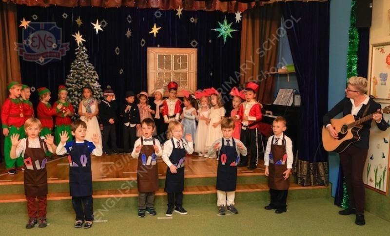 Рождественские концерты в ENS